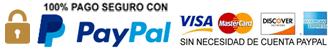Pago seguro con Paypal Perú