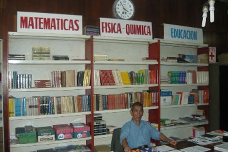 libreria cientifica de Lima